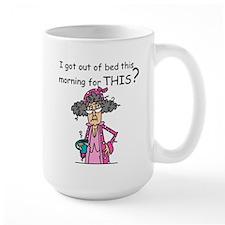 Hate Mornings Mug