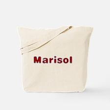 Marisol Santa Fur Tote Bag