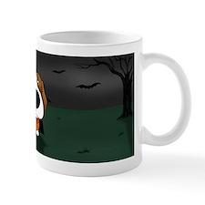 Beagle Vampire Halloween Mug