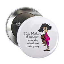 """Mothers of Teenagers 2.25"""" Button (10 pack)"""