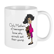 Mothers of Teenagers Mug
