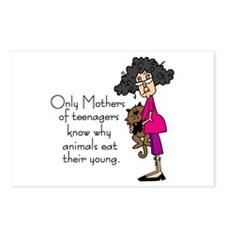 Mothers of Teenagers Postcards (Package of 8)