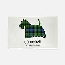 Terrier - Campbell of Breadalbane Rectangle Magnet