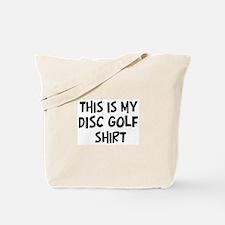 My Disc Golf Tote Bag