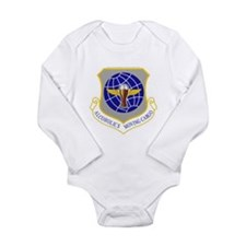 ALCOHOLICS PASSING GAS Long Sleeve Infant Bodysuit