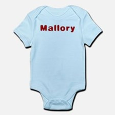 Mallory Santa Fur Body Suit