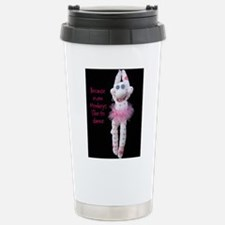 Monkeys Dance Travel Mug