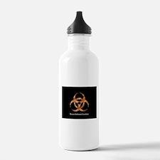BAZ BioBacon Black Water Bottle