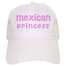 Mexican Princess Baseball Cap