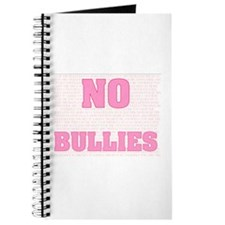 It Takes U to Stop the Bullying Journal