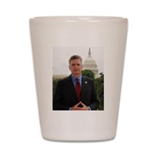 Bill Cassidy, Republican US Representative Shot Gl