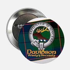 """Davidson Clan 2.25"""" Button"""
