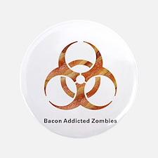 """BAZ BioBacon White 3.5"""" Button"""