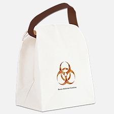 BAZ BioBacon White Canvas Lunch Bag