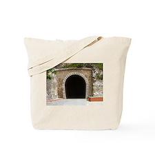 Tunel De Guajataca Tote Bag