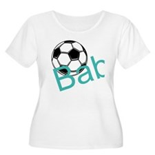 Soccer Babe Plus Size T-Shirt