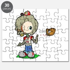 Lets Play Catch Zombie Puzzle