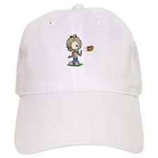 Lets Play Catch Zombie Baseball Baseball Cap