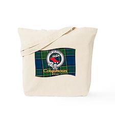 Colquhoun Clan Tote Bag