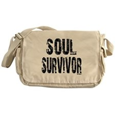 Soul Survivor Messenger Bag