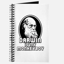 Darwin is my Monkeyboy Journal