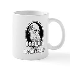 Darwin is my Monkeyboy Mug