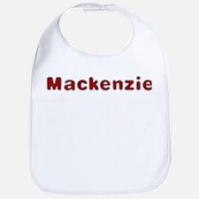 Mackenzie Santa Fur Bib