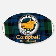Campbell Clan Decal