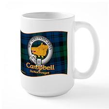 Campbell Clan Mugs