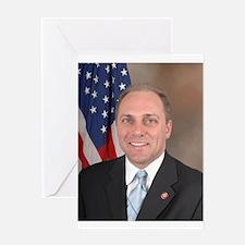 Steve Scalise, Republican US Representative Greeti