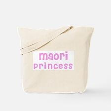 Maori Princess Tote Bag