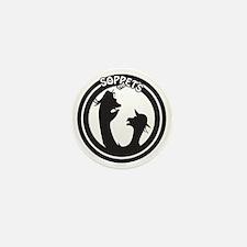 Soppets Logo Mini Button