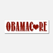 Obamacare Love Car Magnet 10 x 3