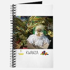 HAPPY HOLIDAYS KWANZA ANGEL. Journal