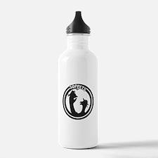 Soppets Logo Water Bottle