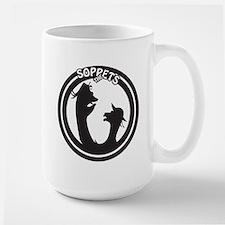 Soppets Logo Mugs