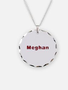 Meghan Santa Fur Necklace