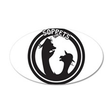 Soppets Logo Wall Decal