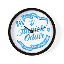 Finnick Odair (glowing) Wall Clock