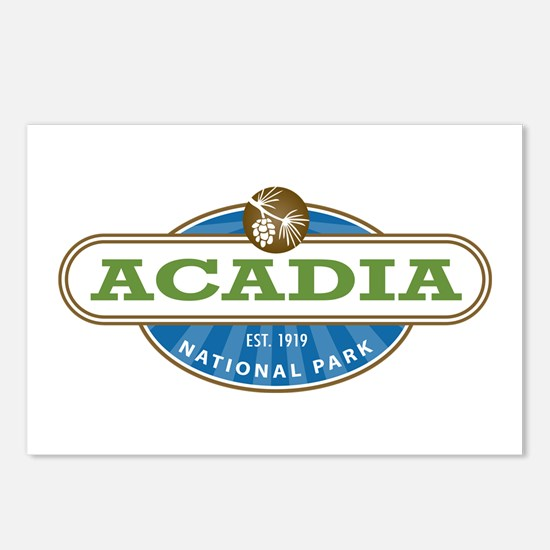 Acadia National Park Postcards (Package of 8)