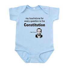 Ted Cruz - Constitution Quote Infant Bodysuit