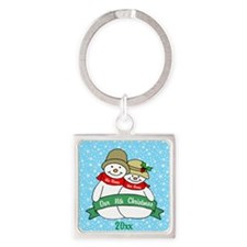 Our Nth Christmas Keychains