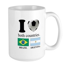 BRAZIL-ARGENTINA Mug