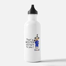 Mr. Old Fart Water Bottle
