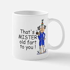 Mr. Old Fart Mug
