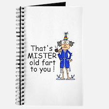 Mr. Old Fart Journal
