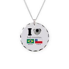 BRAZIL-CHILE Necklace