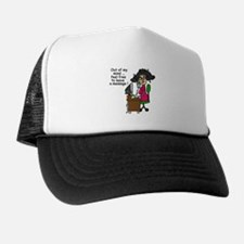 Out of My Mind Trucker Hat