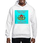 Sweetheart Meet Me Under The Hooded Sweatshirt