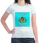 Sweetheart Meet Me Under The Jr. Ringer T-Shirt